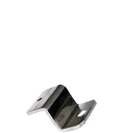 Standard fixed solar panel mounting bracket