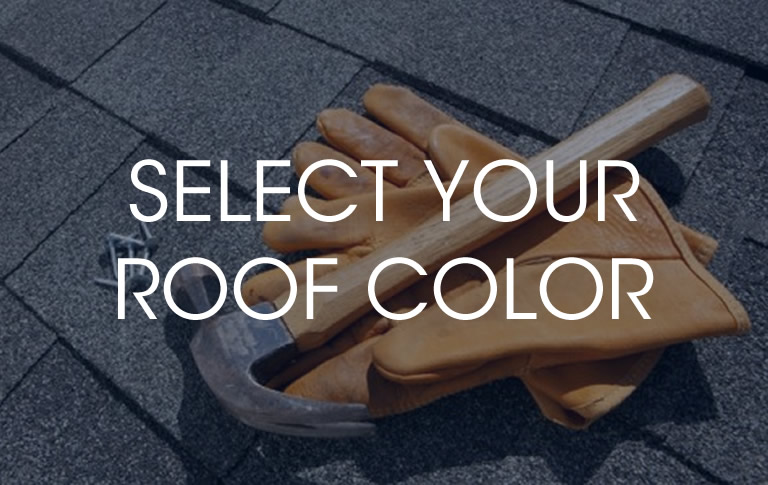roof color selection