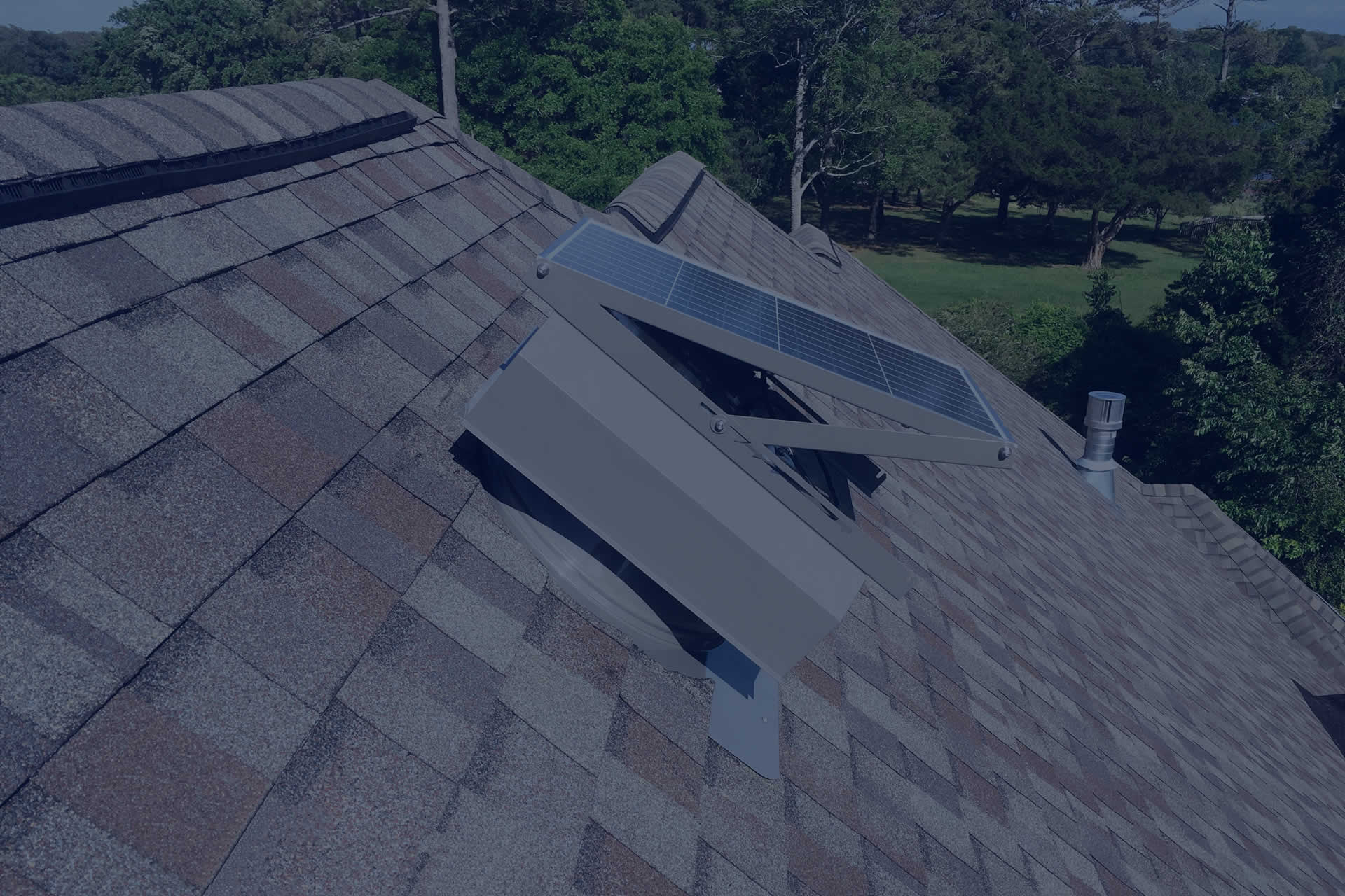 Solar attic fans are the latest technology in roof ventilation and green building standards.