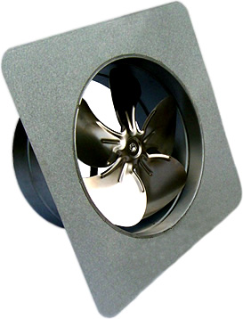 GM series gable fan