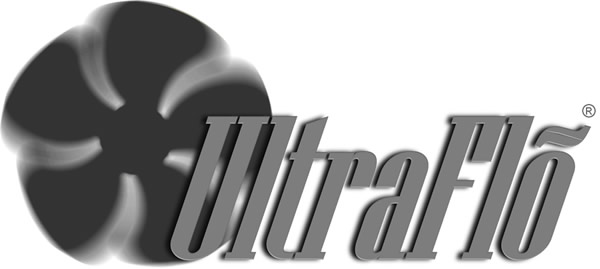 Ultraflo technology puts the performance in Attic Breeze solar attic fans!